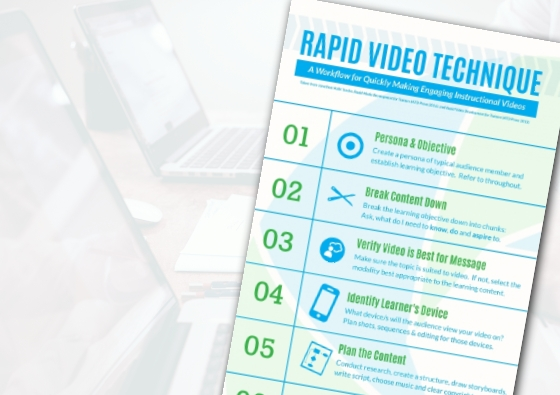 RMT Video Workflow