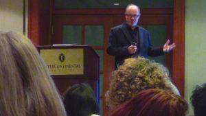 Jonathan Halls keynote New Orleans