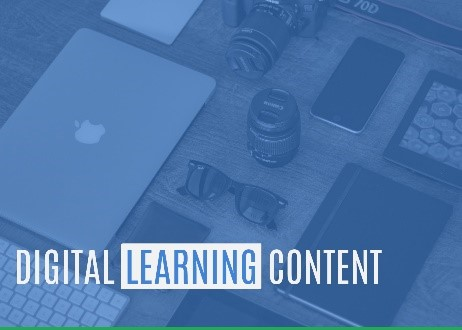 Digital Content for Training